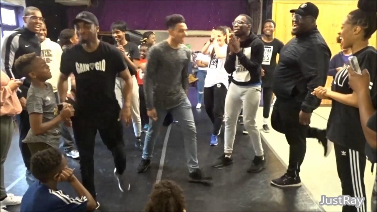 HomeBros AfroBeats Workshop Bank Holiday Special - The Battle Pt 5
