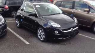 2013 Vauxhall Adam Start Up, Exhaust, and In Depth Tour .