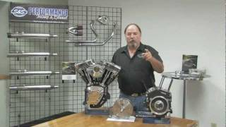 S&S Cycle - How to identify S&S Crankcases and Flywheels