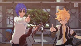 Doubleganger Kaito and Len Cover