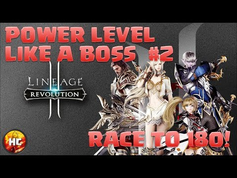 Smart Leveling to 180 on a Budget - Lineage 2: Revolution - Tips for Free to Play Players