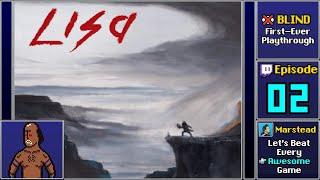 LISA The Painful RPG Episode 2 Blind - Oak Tree Steve amp Company