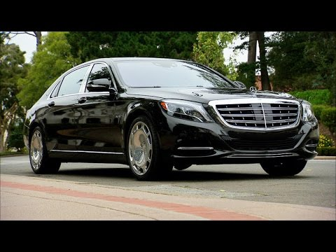 cnet on cars 2016 mercedes maybach s600 sublime and a bit ridiculous episode 66