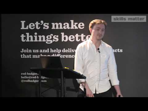Converting nested.com to a single page application, Tyler Ferguson - React London June 2017
