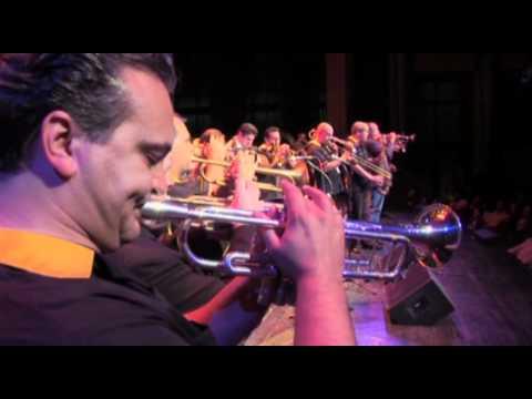 Maynard Ferguson Tribute  Gonna Fly Now  Eric Miyashiro, Wayne Bergeron, Patrick Hession