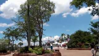 № 2450 США Привет Белорусии Витебск  Tour Universal Orlando Fl