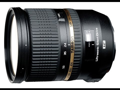 How to repair Tamron 24-70 VC USD lens with zoom problem