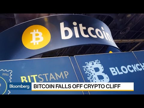 Bitcoin Tumbles as Cryptocurrencies Near Nine-Month Low