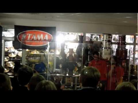 John Tempesta in Kiev 31.10.12