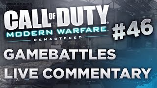 MWR: Gamebattles Live commentary #45 predicted