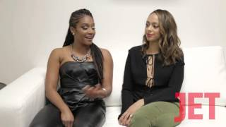 Tiffany Haddish On How She Was Cast for the Carmichael Show JET