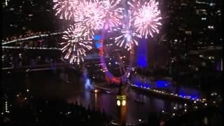 Новогодние фейерверки 2013 по всей планете