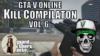 GTA 5 Online - Kill Compilation Vol. 6