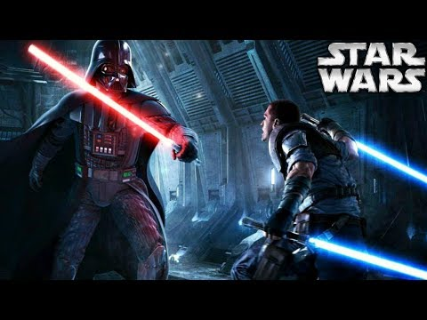 Why Darth Vader Almost KILLED Starkiller In a Sparring Duel - Star Wars Explained