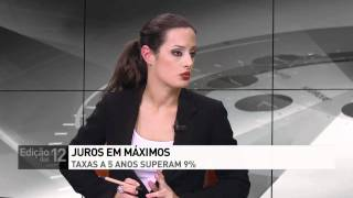 Análise de António Albuquerque - Edição das 12, 30/03/2011