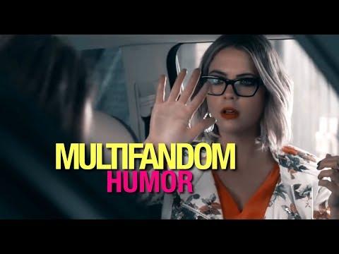 "multifandom humor | ""and then we all die!"""