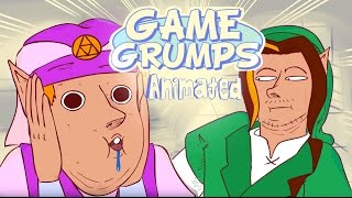 Game Grumps Animated - You Must Protect the Triforce!