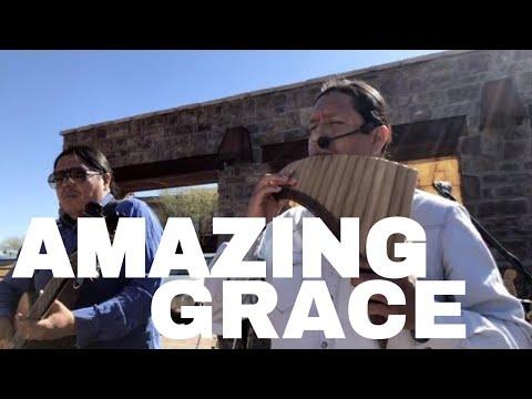 AMAZING GRACE | INKA GOLD (Live) | Best Audio HQ