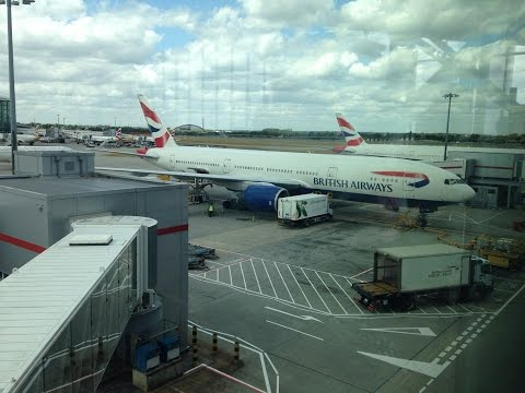 British Airways BA115 London Heathrow To New York JFK *Full Flight*