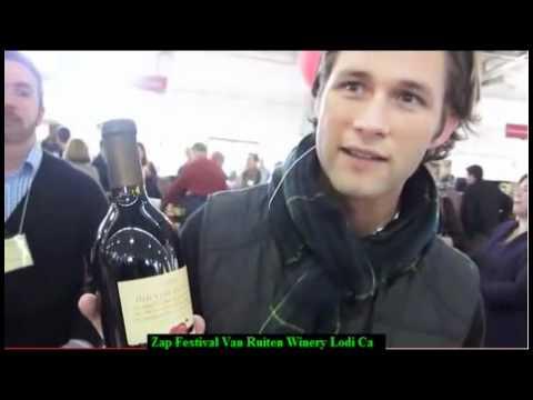 2008 Van Ruiten Vineyards Old Vine Zin Lodi CA