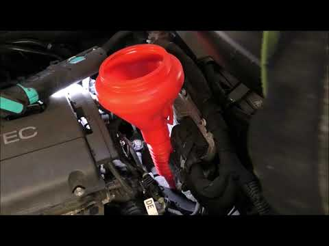 Vauxhall Astra 2013 1.6 Auto Automatic Transmission Oil Replacement Hard Downshifts 5th To 4th