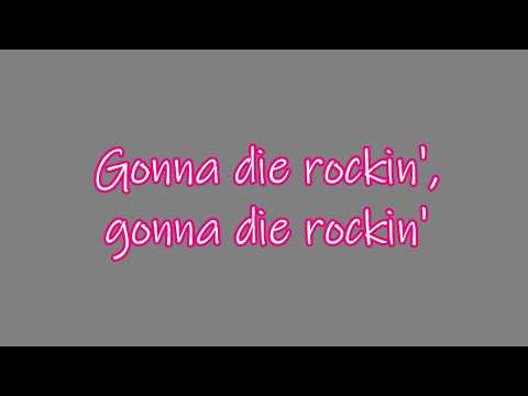 Whiskey Myers - Die Rockin - Lyrics