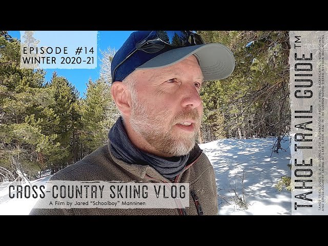 Outdoor VLOG 14: Contemplating What it Means to Be a Better XC Skier
