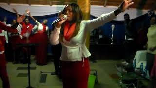 NODRIANO LIVE IN PERFOMANCE IN CHURCH FT SHUPIE AND SHALOLOM PRAISE HDV 0253