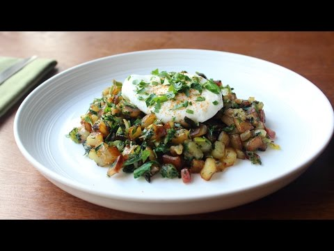 Colcannon Hash Recipe Potato, Spring Onion & Kale Breakfast Hash