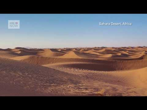 Sahara Trek - Crossing a Desert
