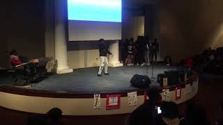 DaBaby - Suge (Talent Show Performance)