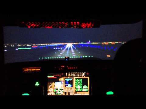 Aerosoft Night Environment Lights Los Angeles KLAX