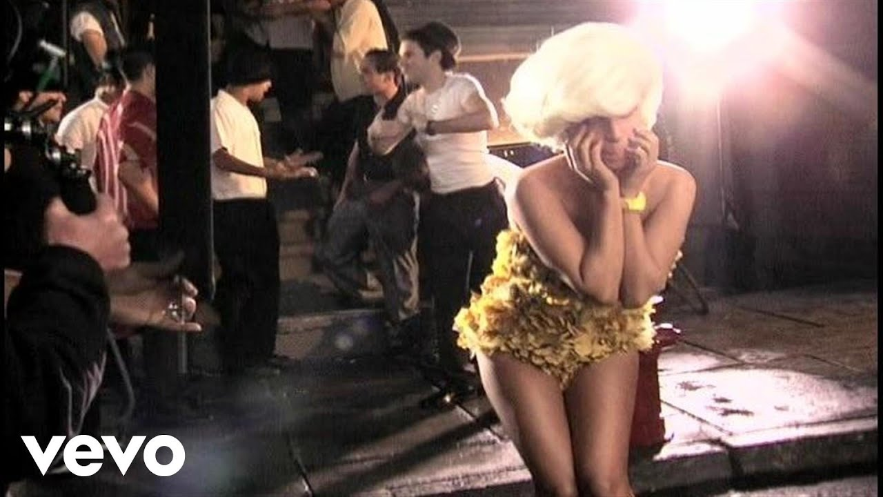 Lady Gaga - Eh, Eh (Nothing Else I Can Say) (Behind the Scenes)