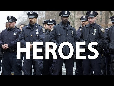NYPD Heroes Saved Us From Hillary Clinton