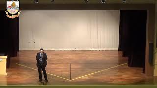 munsang的20190517 Assembly Christian Ministry Theme Talk Junior Form相片