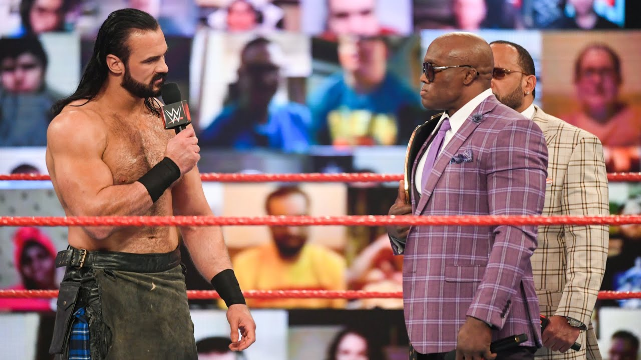 Bobby Lashley vs. Drew McIntyre - Road to WrestleMania 37: WWE Playlist