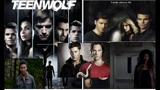 Top 5 supernatural and fantasy tv shows