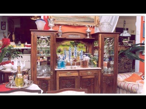 Curso Como Montar uma Loja de Móveis Antigos
