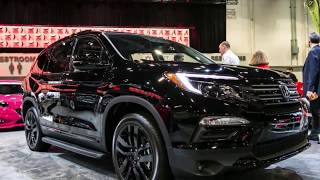HOT NEWS !! 2019 HONDA PILOT Redesign -  Honda Pilot Review Eksterior Interior