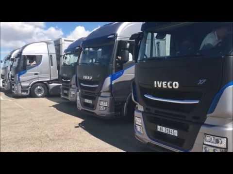 Iveco Starlis XP truck review
