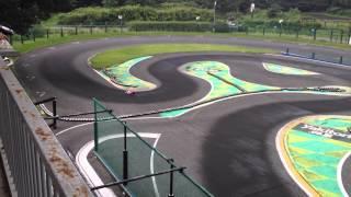 masao tanaka plays 1 8gp racing in keitune