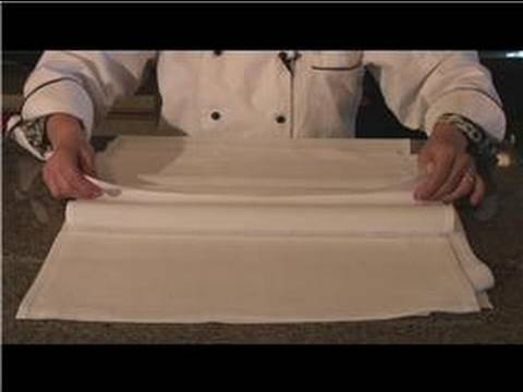 Formal Dinner Party Entertaining Tips How To Fold Napkins You