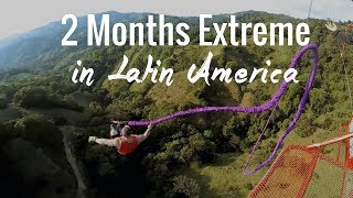 Gopro story - 2 months of extreme in Latin America