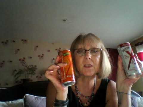Témoignage boisson XS Taurine Amway par Muriel
