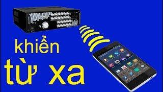 Cách kết nối điện thoại với amply karaoke, Lắp cổng usb bluetooth cho ampli
