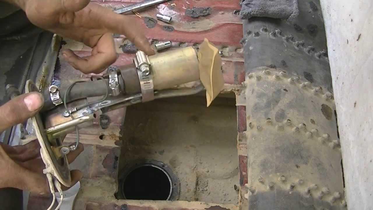 94 4runner inspect the fuel pump 10 19 12  [ 1280 x 720 Pixel ]