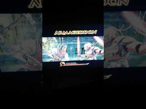 Mortal Kombat Armageddon Nightwolf Vs Sektor And Cyrax Maximum Difficulty Nintendo Wii