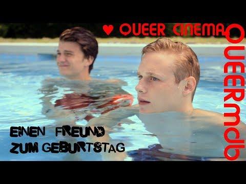 Einen Freund zum Geburtstag  Gayfilm 2015 Full HD
