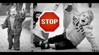 Истерики ребенка как прекратить их навсегда