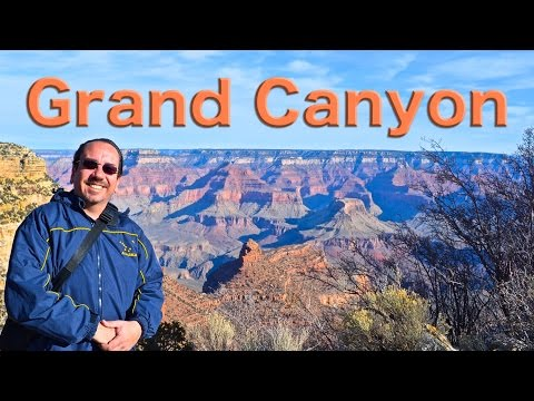 The Grand Canyon: A perfect overnight winter road trip | Traveling Robert